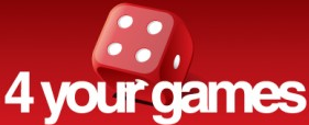 4 Your Games.nl webshop
